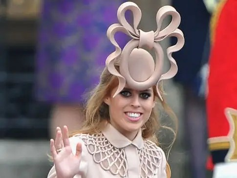 Princess Beatrice Elizabeth Mary of York
