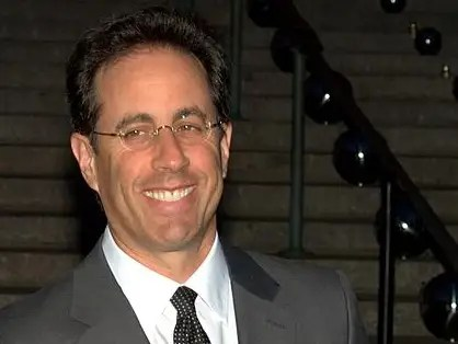 The first time Jerry Seinfeld went onstage, he was booed away by the jeering crowd.