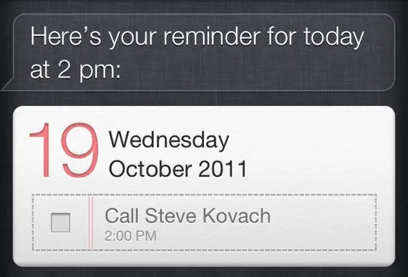 "Finally, our source said the prototype had Siri, but it was called ""Assistant."""
