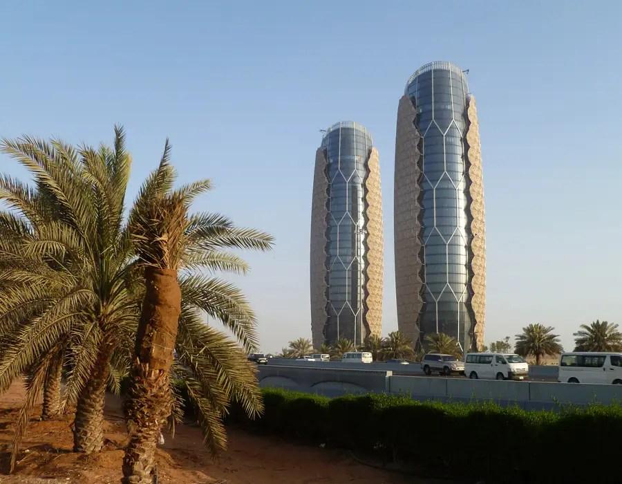 Al Bahar Office Towers