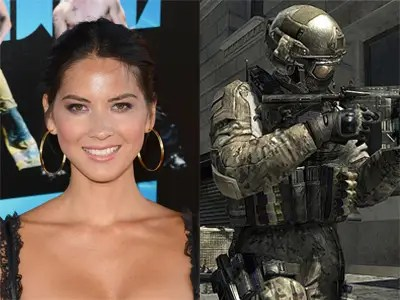 "Olivia Munn – ""Call of Duty: Modern Warfare 3"""
