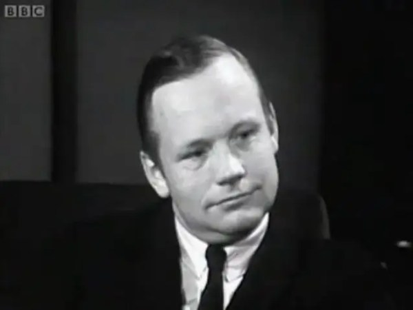 Neil Armstrong 1970 BBC Interview Business Insider