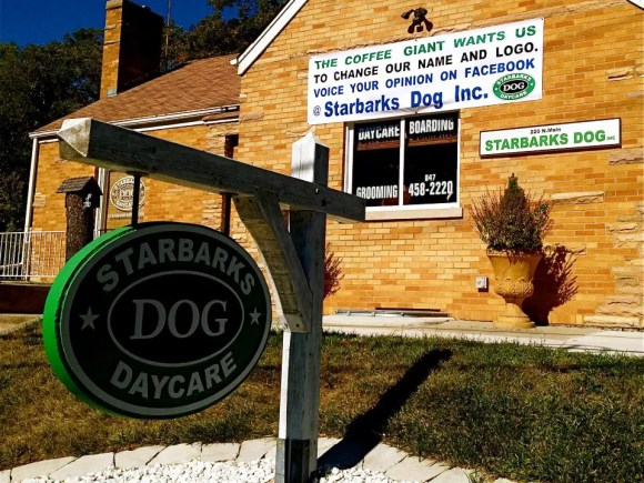 Starbucks Want Doggie Daycare To Change Its Name ...