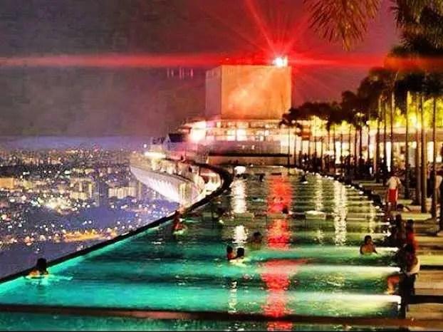 singapore infinity pool