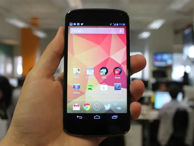 Nexus 4 8GB once again sold out on the Google Play Store - PhoneDog