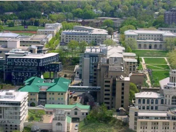 9. Carnegie Mellon Human Computer Interaction Institute