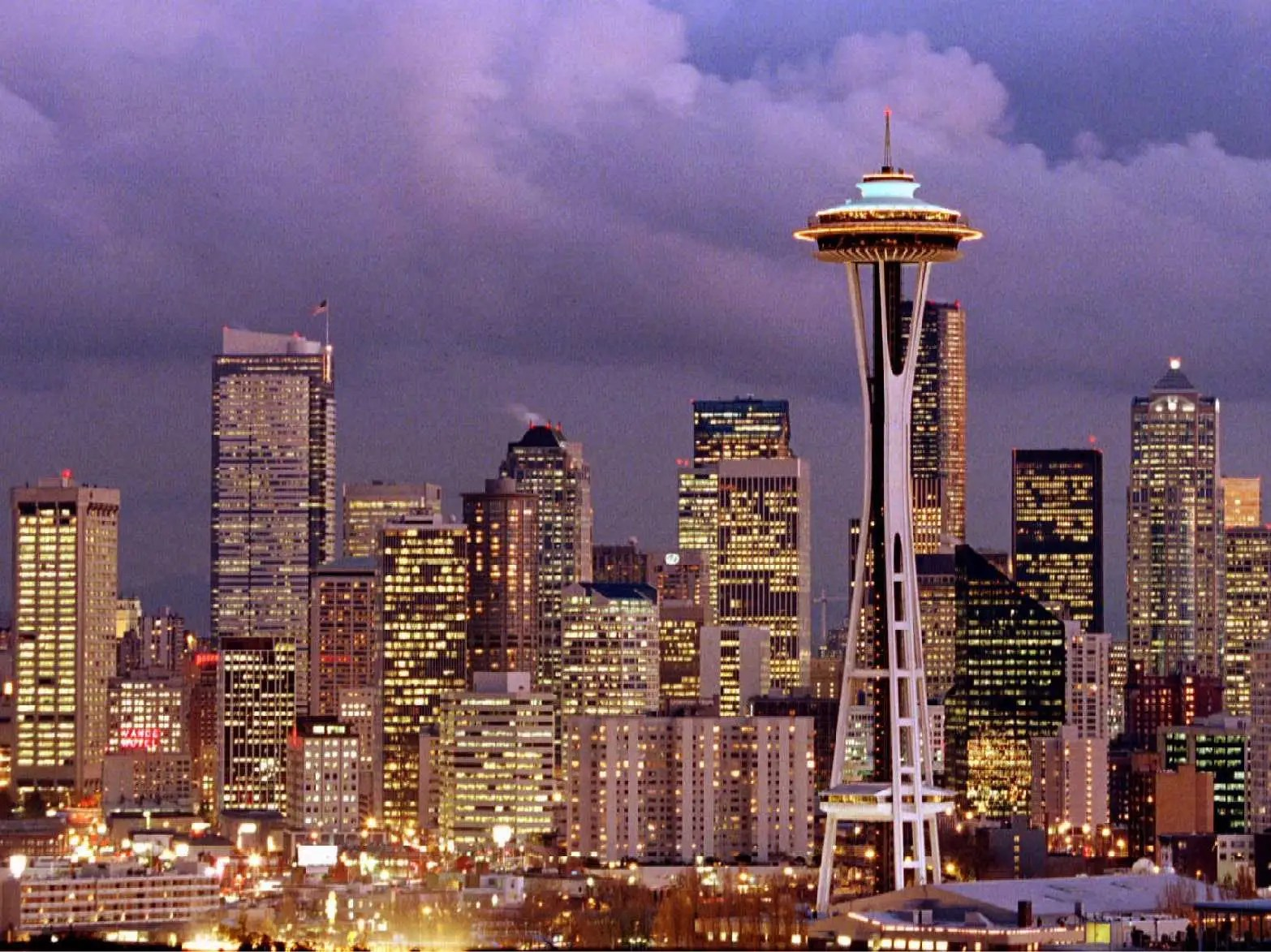 #11 Seattle, WA