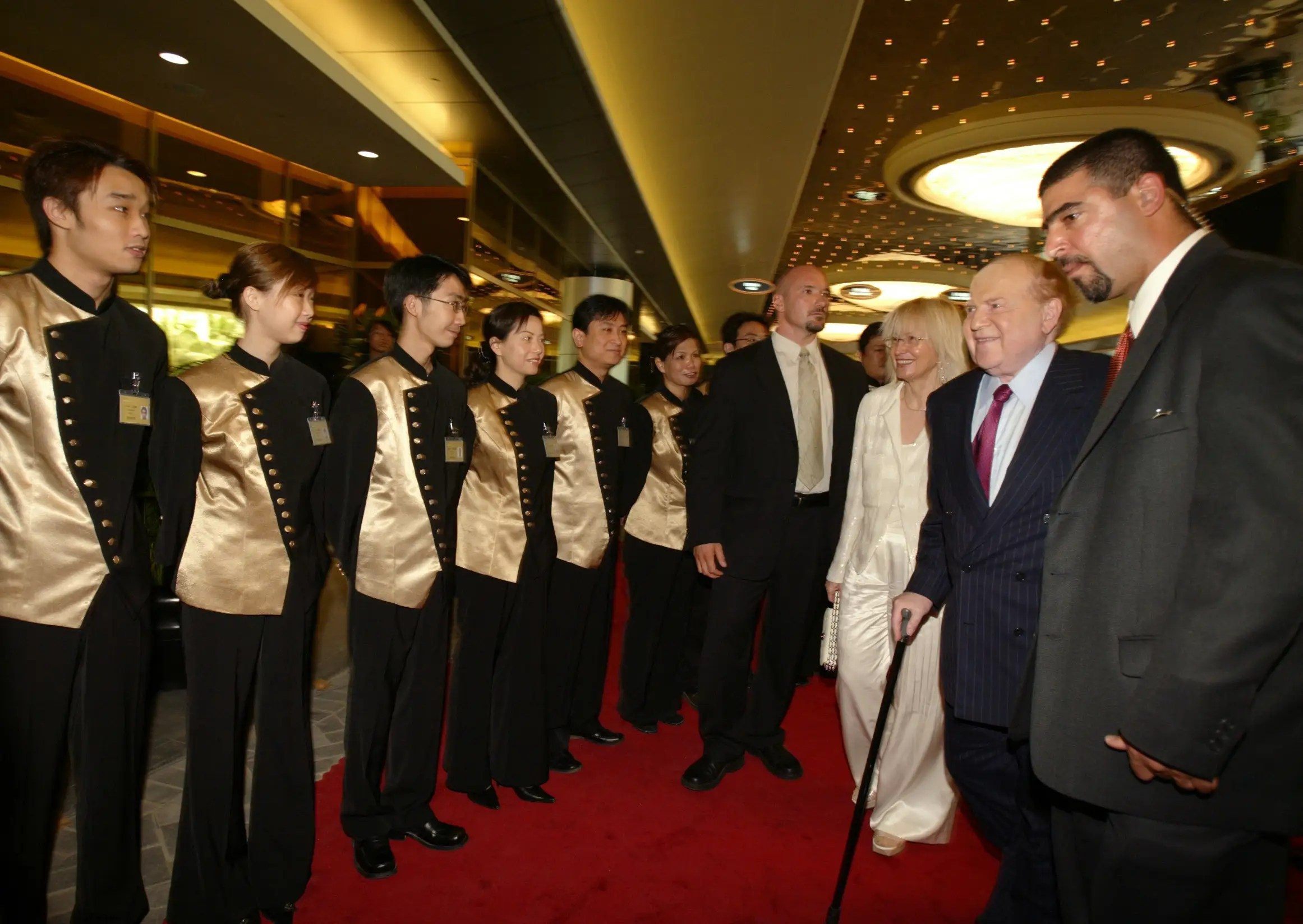 Four years later, Adelson was in Macau.