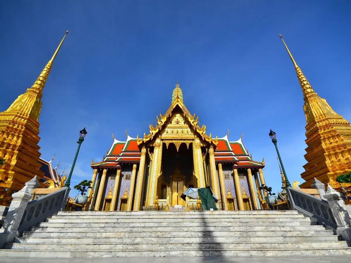 No. 3 Bangkok: 17.4 million visitors