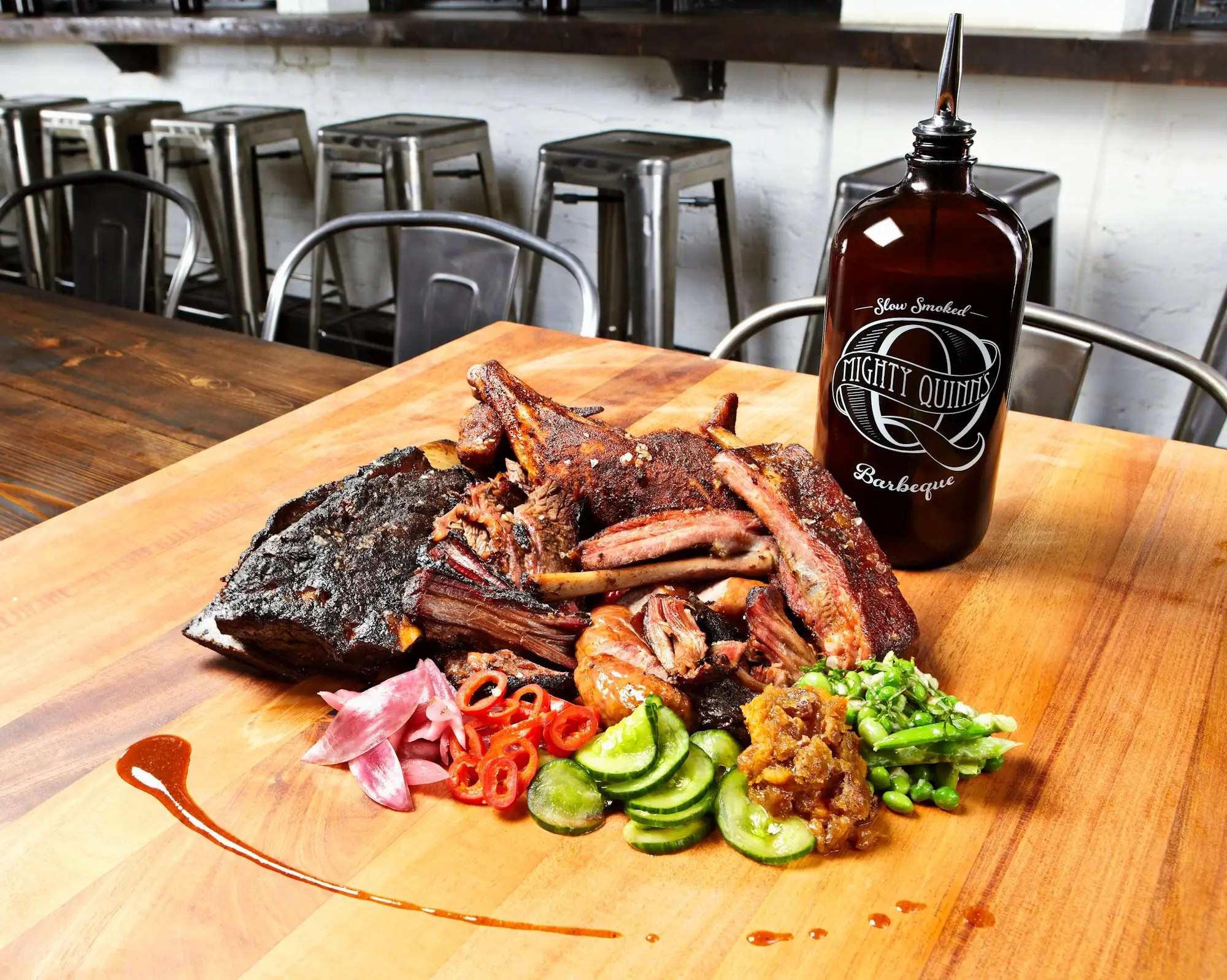 Mighty Quinn's Barbecue, NYC