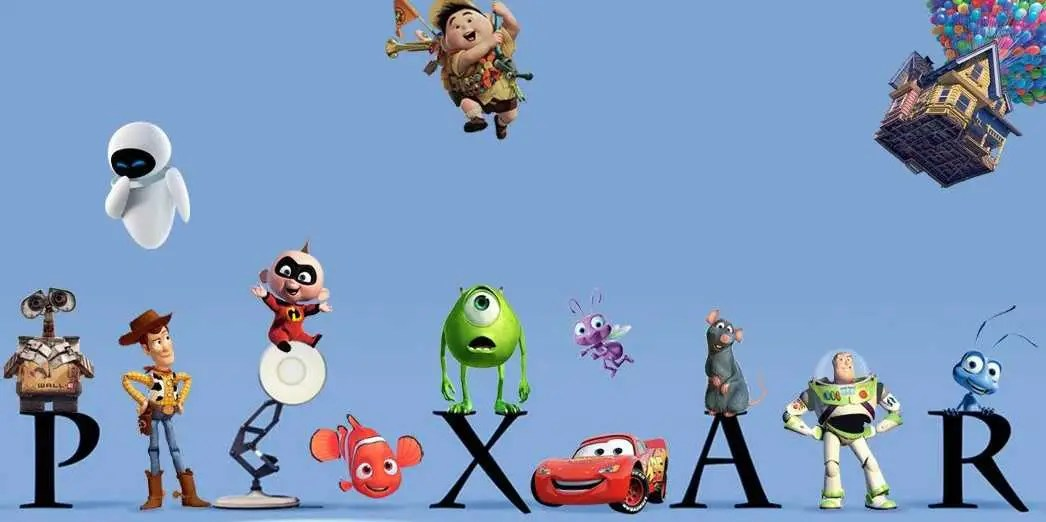 Image result for pixar movies