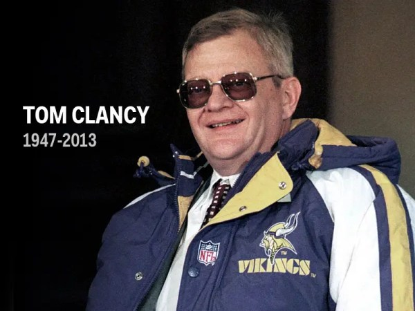 Tom Clancy Dead: Celebrated Thriller Author Dies At Age 66 ...