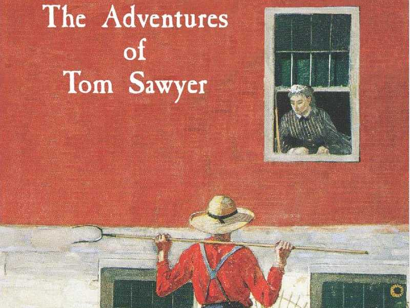 "MISSOURI: ""The Adventures of Tom Sawyer"" by Mark Twain"