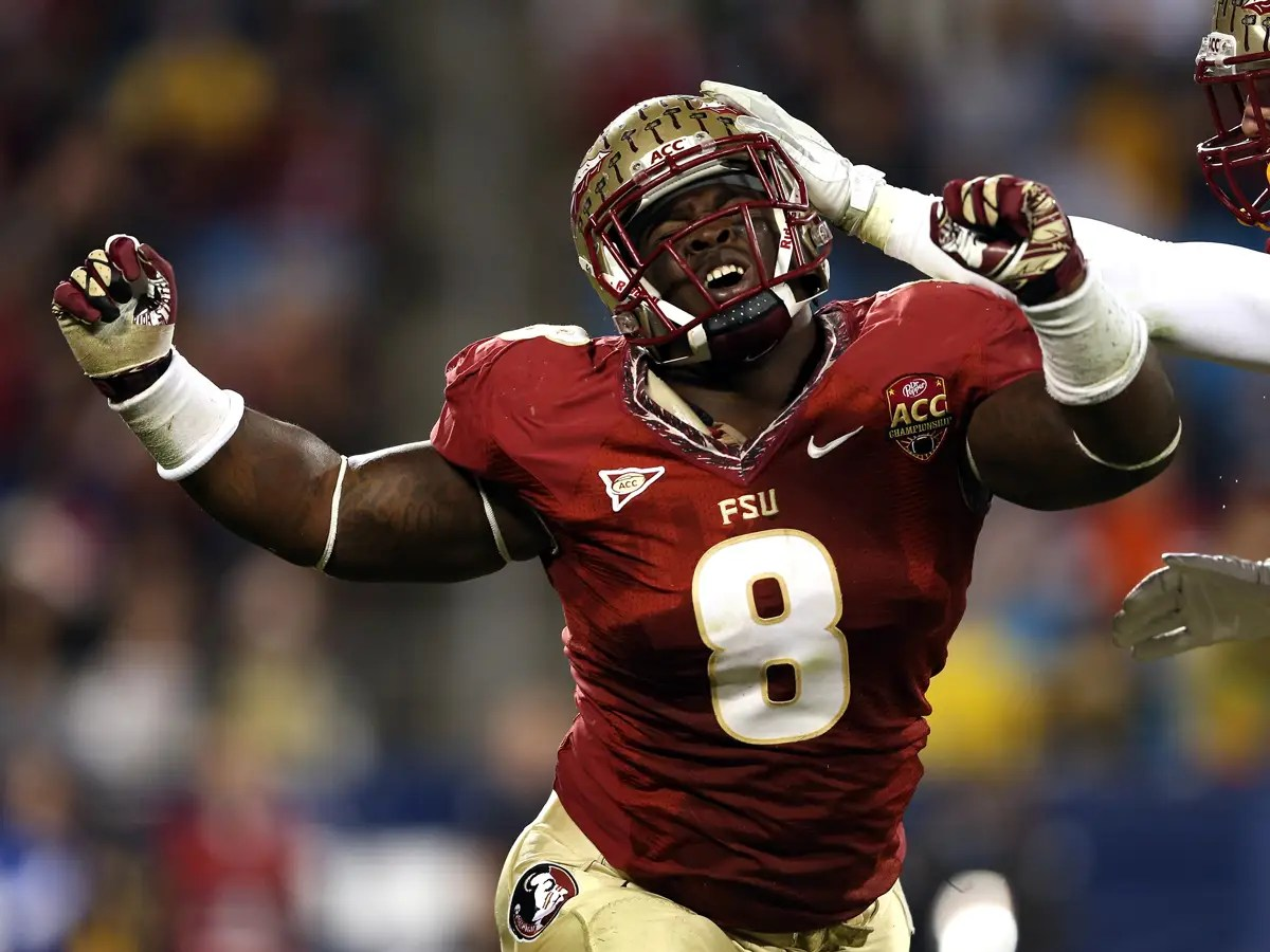 23. Timmy Jernigan, defensive tackle (Florida State)