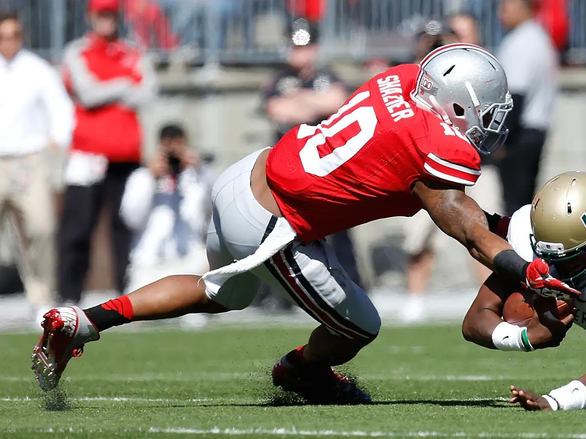 21. Ryan Shazier, linebacker (Ohio State)
