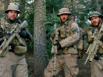 Mark Wahlberg Ben Foster Lone Survivor