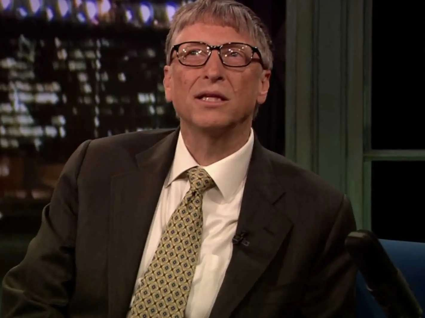 The richest American: Bill Gates