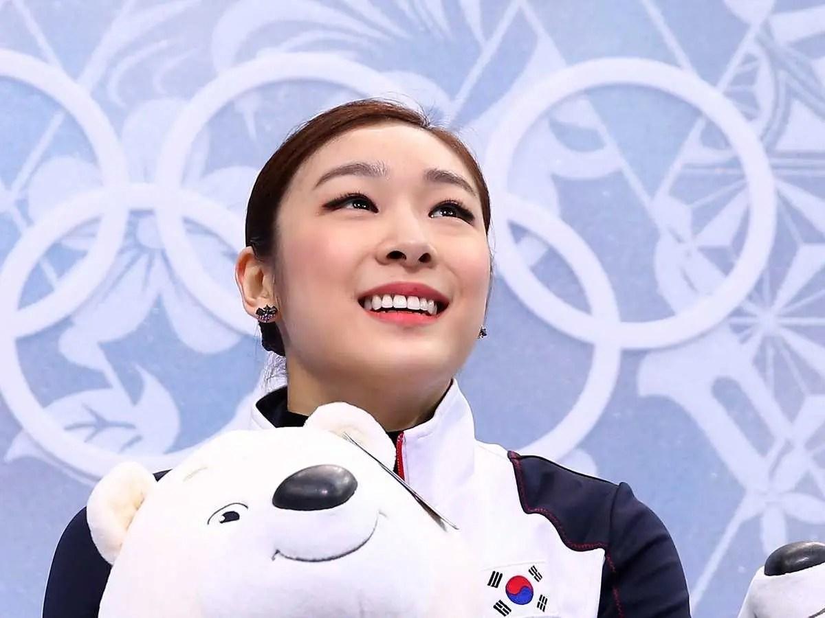 #21 Yuna Kim