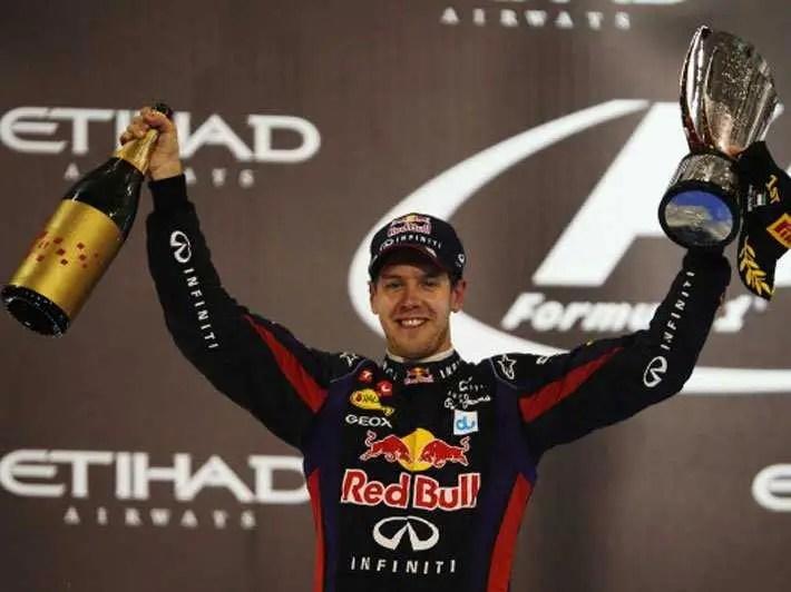 #7 Sebastian Vettel