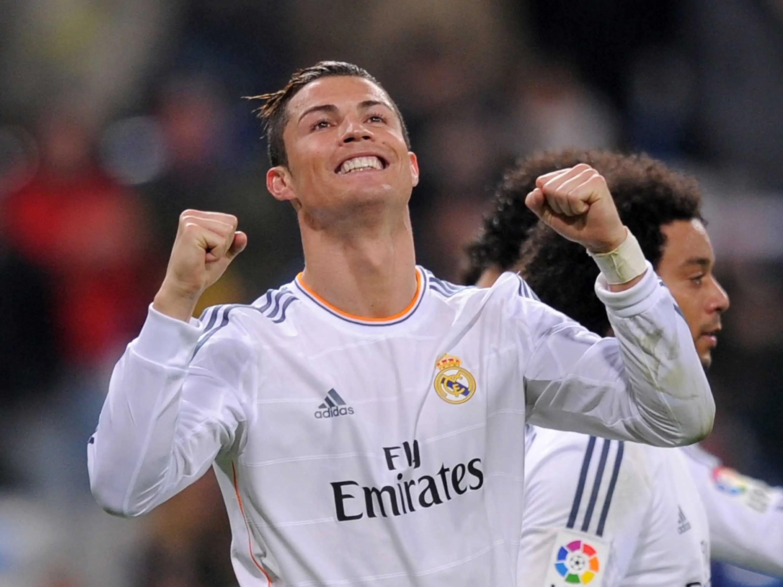#2 Cristiano Ronaldo