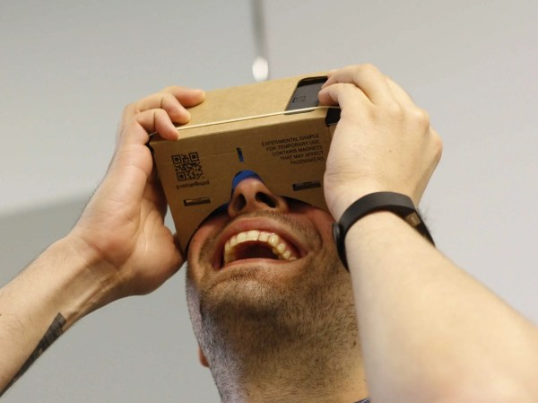Google Cardboard - Business Insider