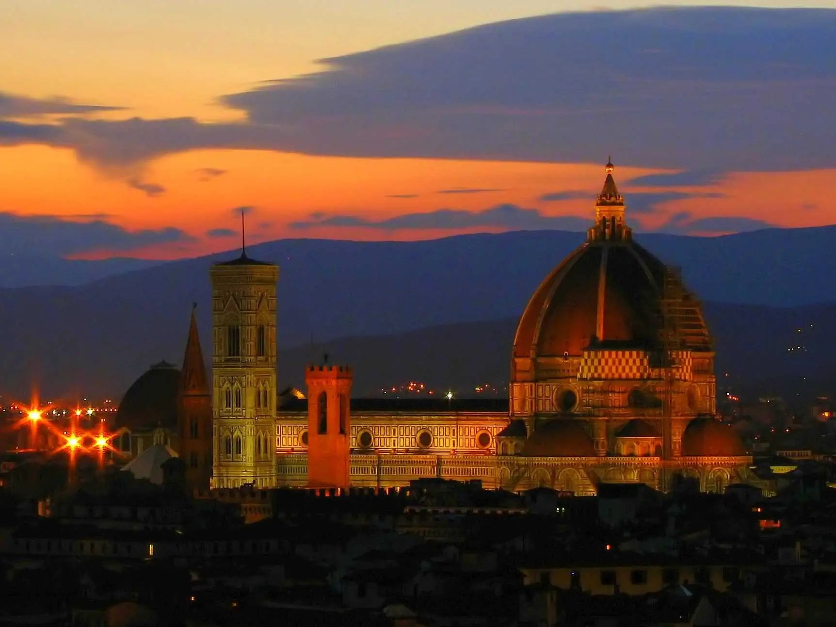 Climb to the top of Florence's iconic Duomo for spectacular views of the city.