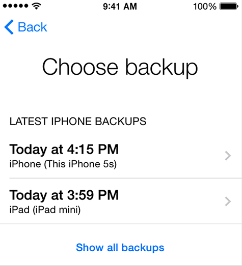 If restarting just isn't cutting it, try restoring from a previous backup