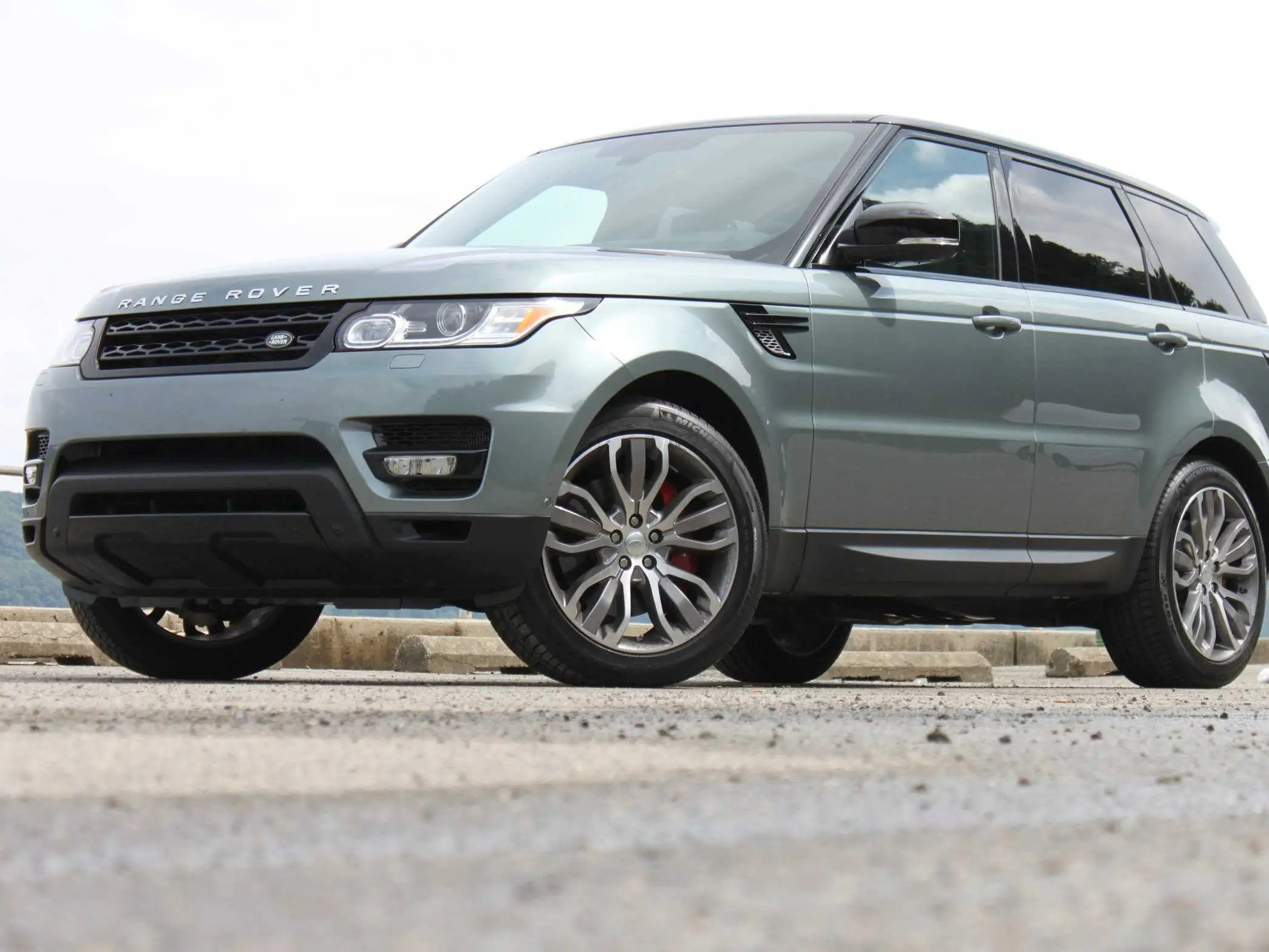 Range Rover Sport V8 Supercharged Review Business Insider