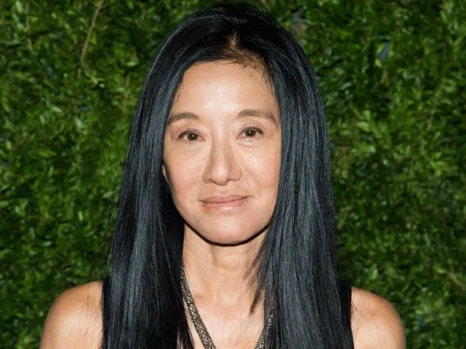 Vera Wang was a figure skater and journalist before entering the fashion industry at age 40. Today she's one of the world's premier women's designers.