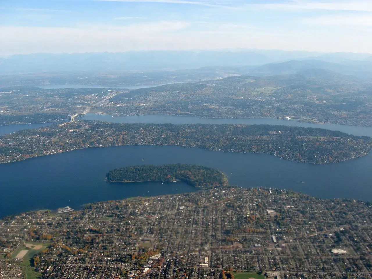12. Mercer Island, Washington
