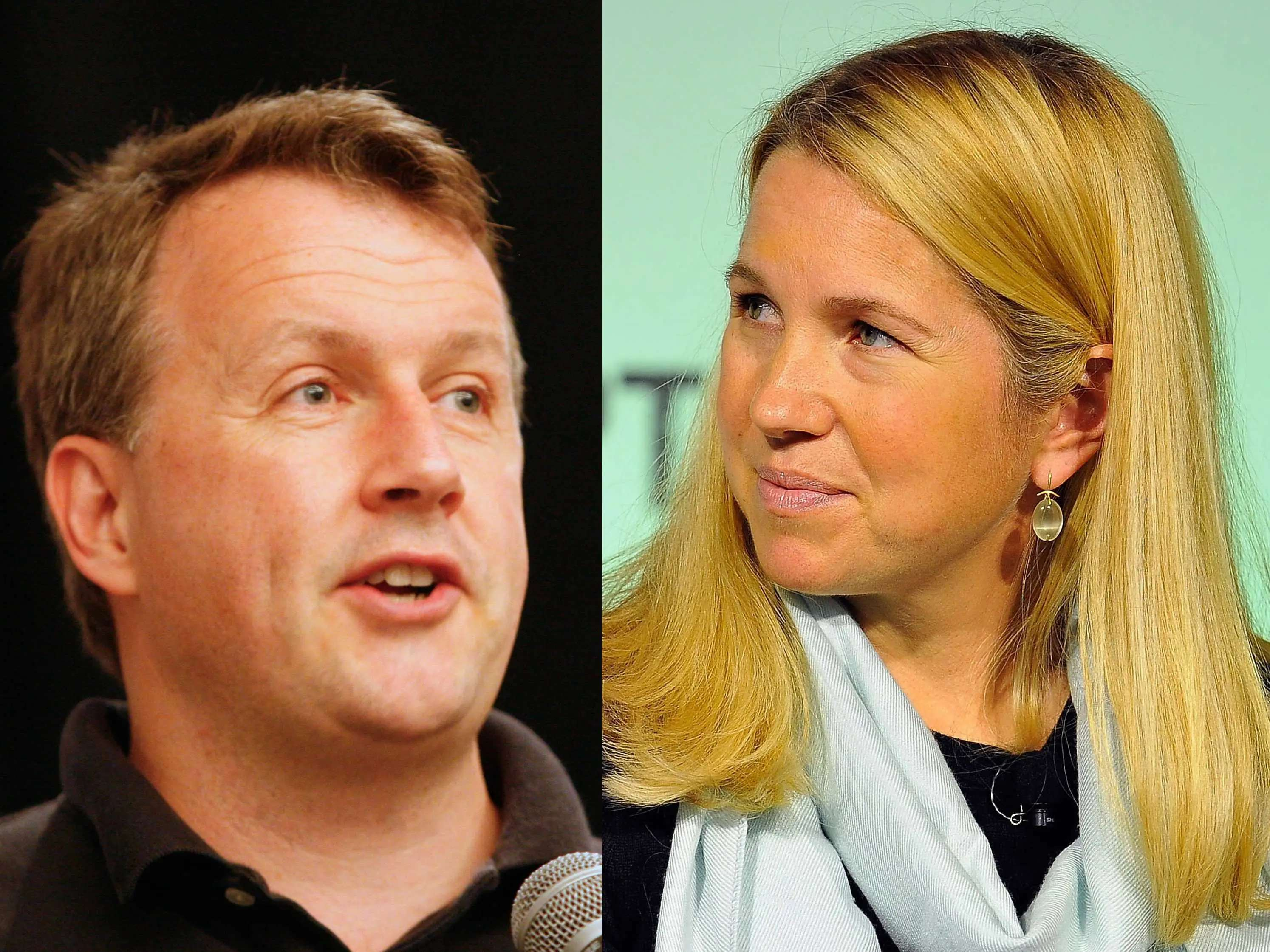 Paul Graham and Jessica Livingston came up with the idea for Y Combinator together.