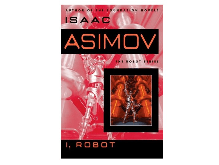 science fiction book asimov i robot