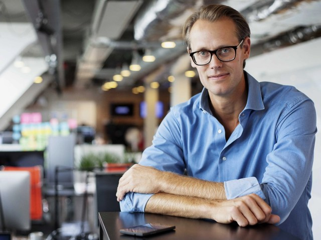 2. iZettle — Swedish maker of card readers for small businesses