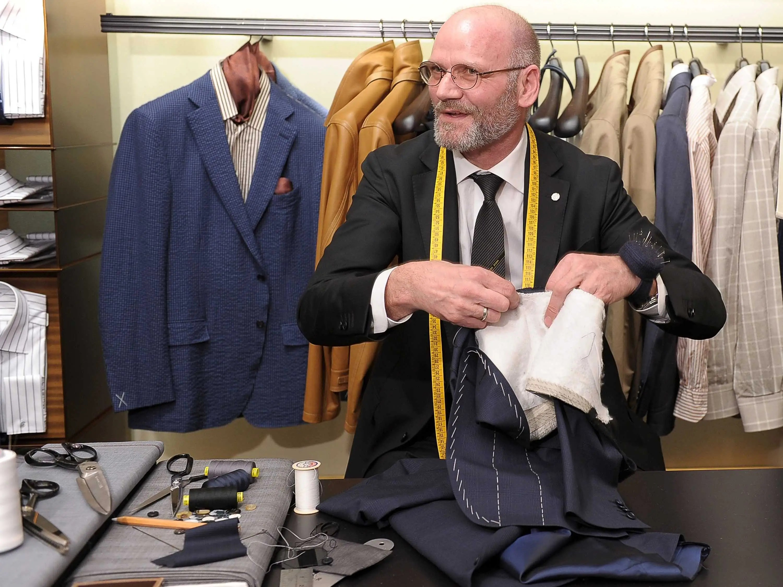 tailor clothes maker