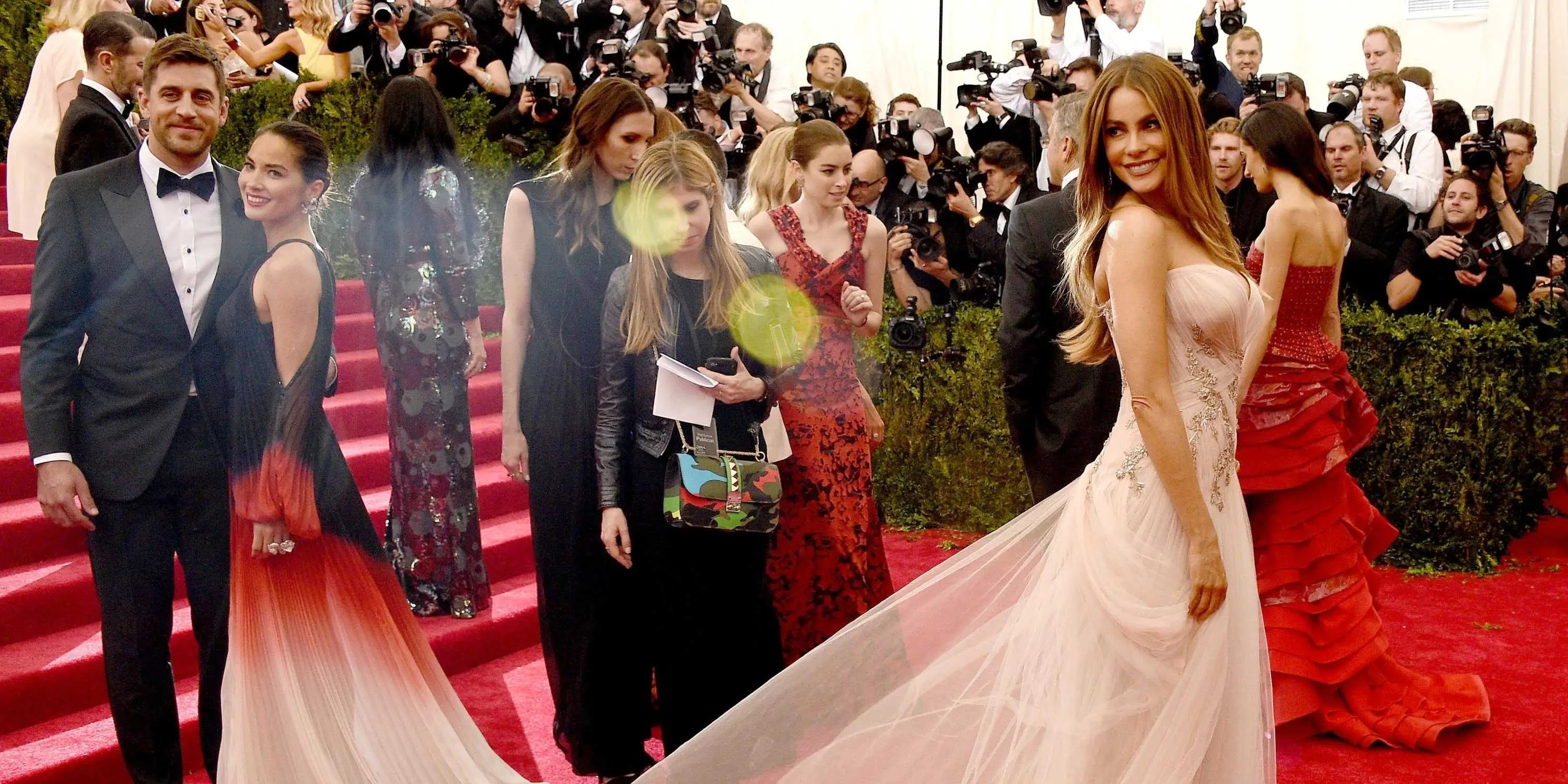 How Much Celebrities Are Paid To Wear Dresses On Red