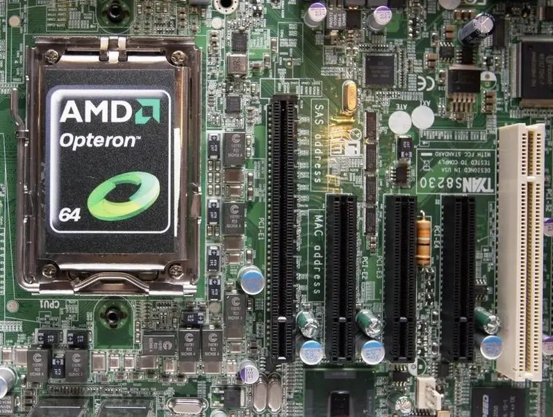 No. 1: Advanced Micro Devices (AMD)