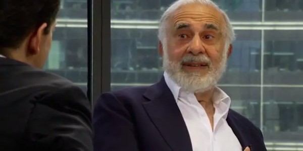 Carl Icahn accepts Donald Trump's offer to be Treasury ...