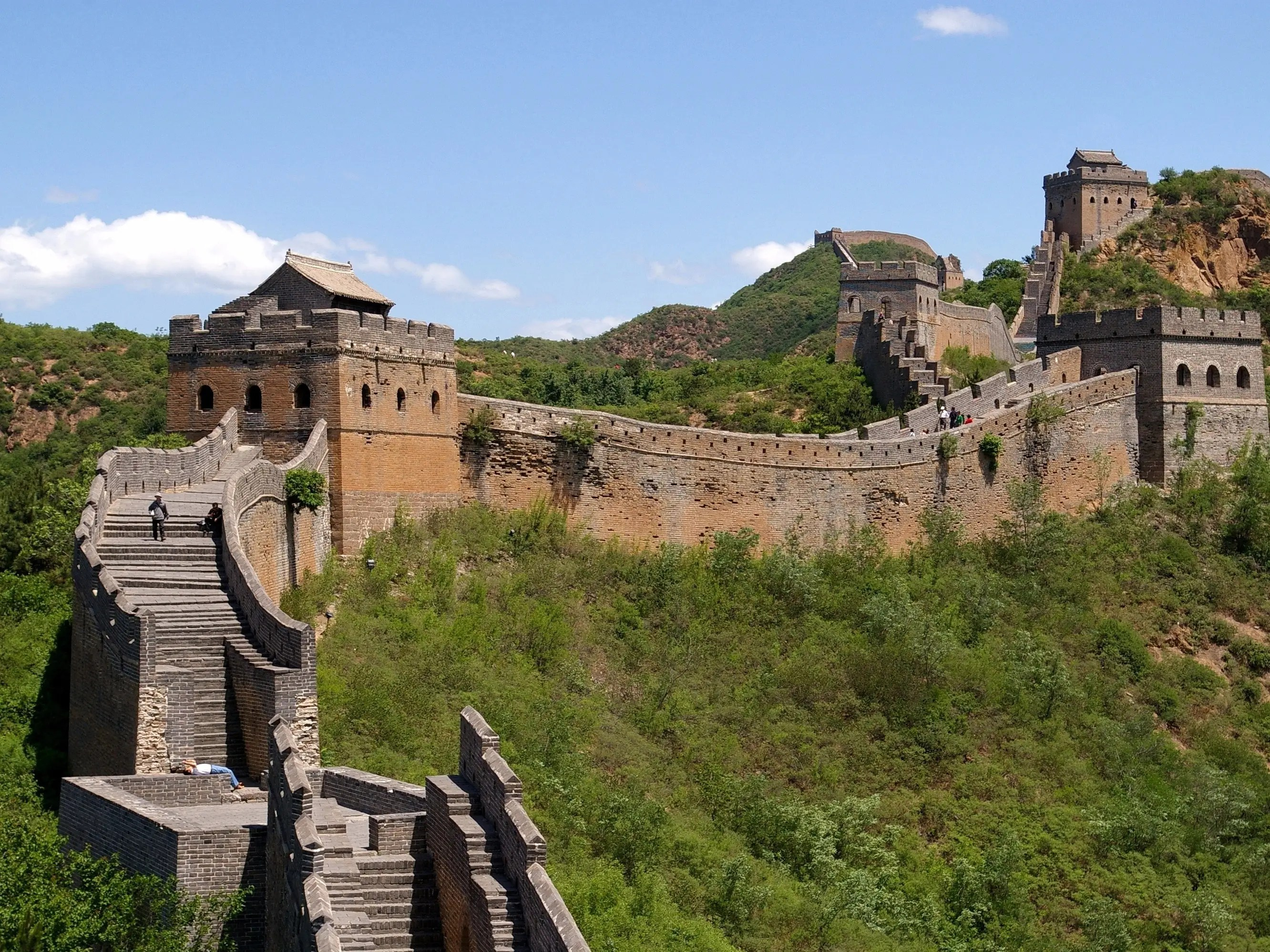 4. Great Wall of China, China