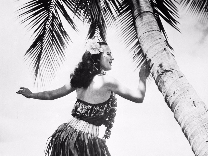 hula dancer vintage photo hawaii Beautiful photos of Hawaii before it became a state Beautiful photos of Hawaii before it became a state ap 5503041211