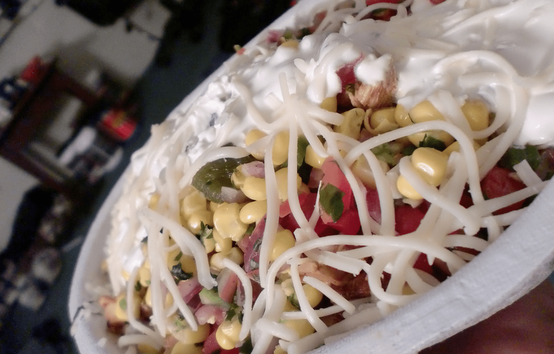 Chipotle, burrito bowl