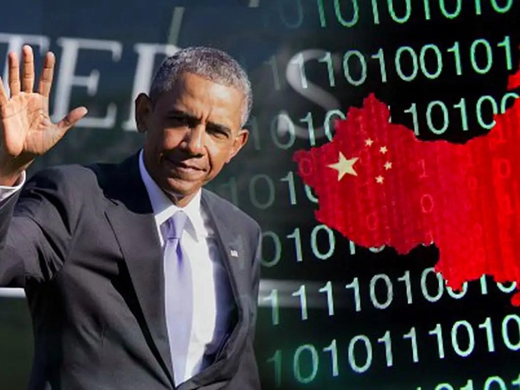 obama china cyber