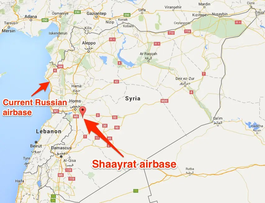 Resultado de imagen para Al Shayrat