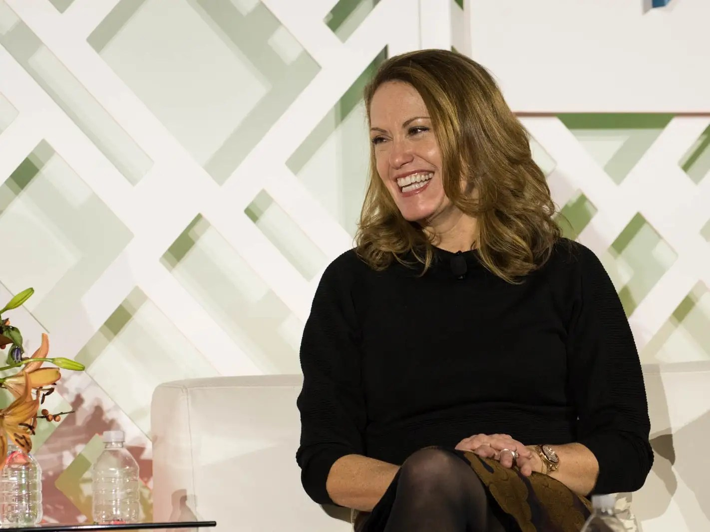 Senior Directors of Business Development can make $203,452 in base salary, or $339,014 in total compensation. It's their job to help lead partnerships, investments, outreach, and other ways of working with outside companies. Peggy Johnson (below) leads that function at Microsoft, although not all of these employees would report into her group.