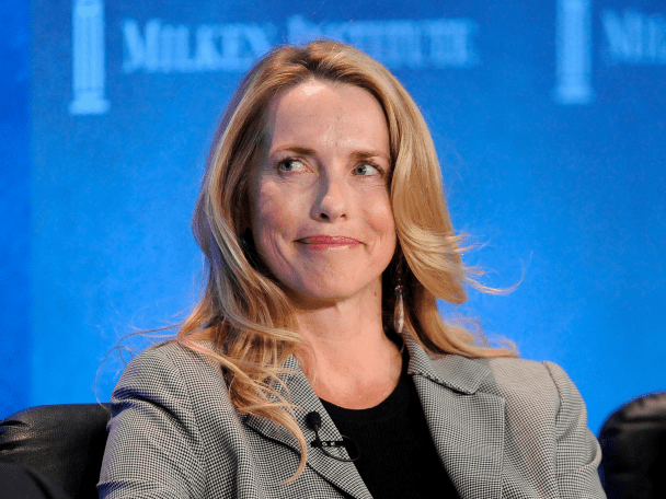 47. TIE: Laurene Powell Jobs