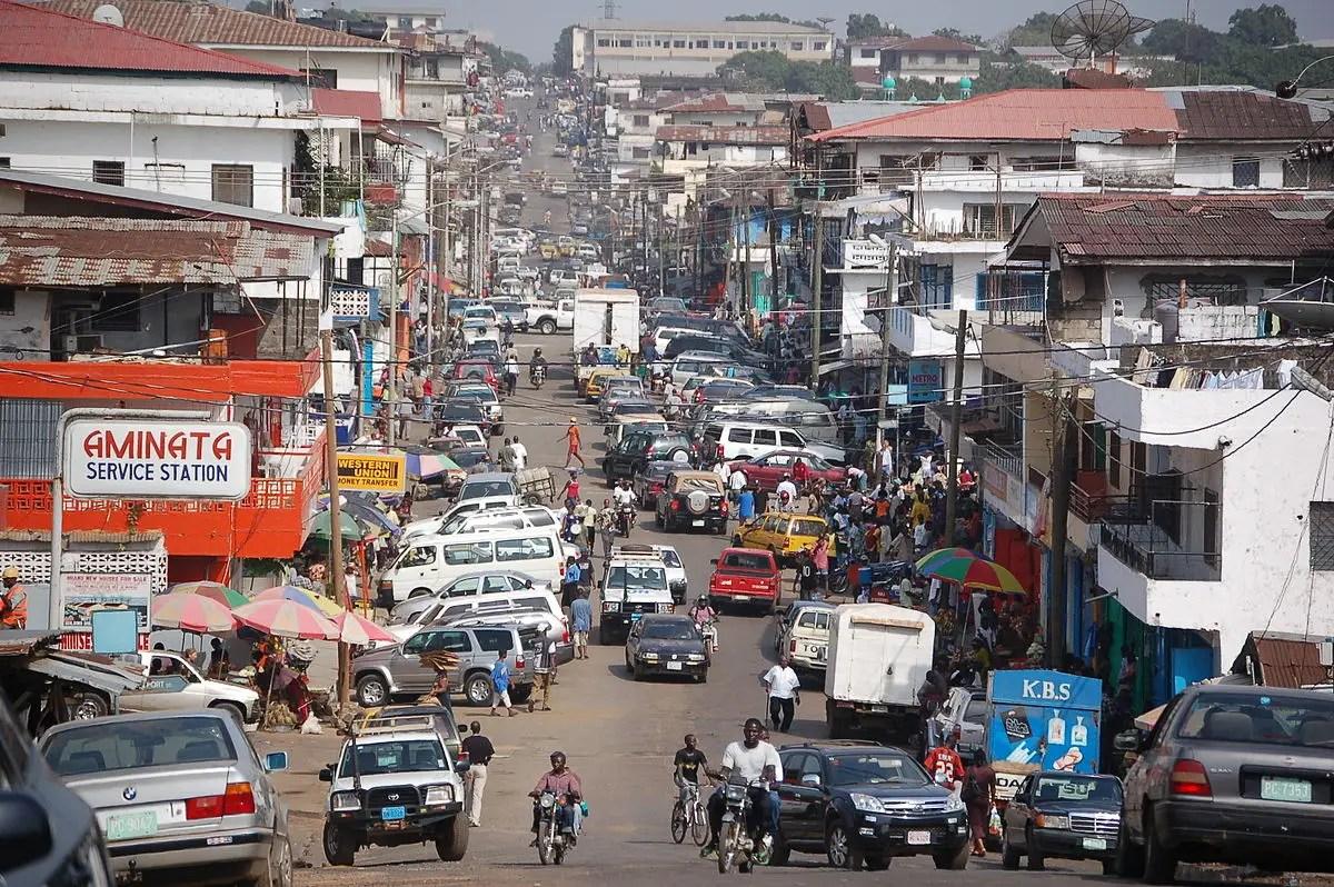 4. Liberia — GDP per capita: $882 (£719)