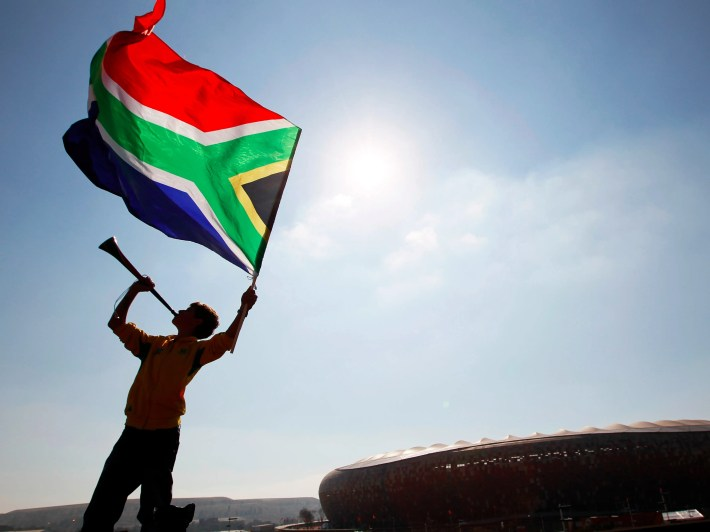 13. South Africa — South Africa is among the most developed nations in Africa, but that does not mean it is exempt to the threat of civil unrest. It scores highly in the index among strong developing nations.