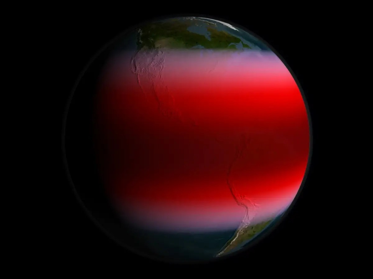 That energy has the potential to eradicate the ozone layer, flood the Earth with dangerous ultraviolet light, and trigger rapid global cooling.