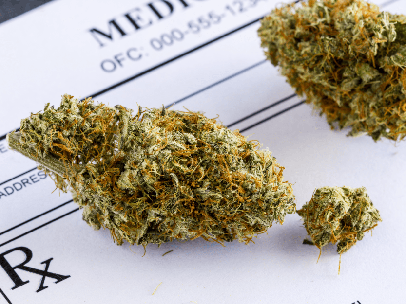 When patients use medical marijuana regularly, how does it affect their life?