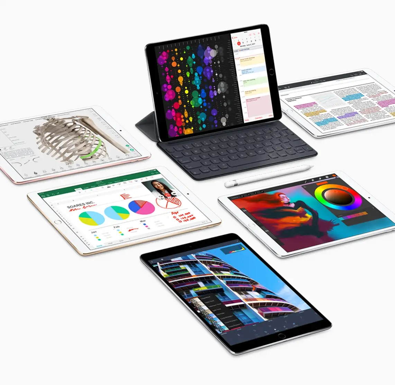 ... or its iPad Pros.