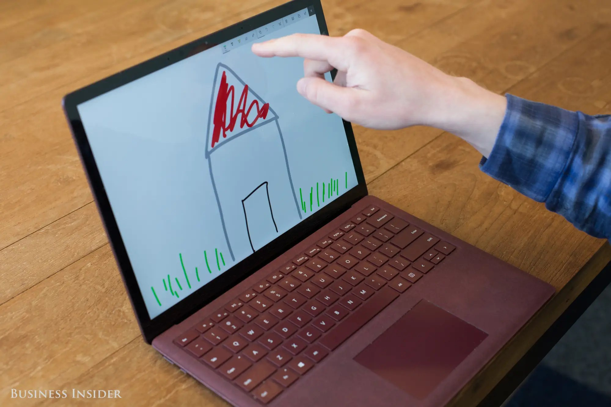 It's also pretty pricey, so you may want to look at another Surface device.